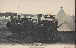 CAMPAGNE DE 1914 - LES CUISINES ROULANTES - Guerre 1914-18