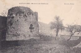LAFAUCHE          RUINES DU CHATEAU - Frankrijk