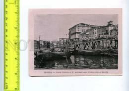 204405 ITALY VENEZIA Ponte Votivo Della Salute Vintage Card - Venezia (Venice)