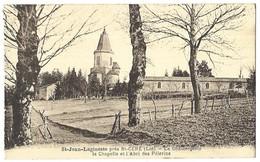 Saint Jean Lagineste Près St Céré La Concergerie La Chapelle Et L' Abri Des Pélerins - Other Municipalities