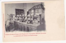 43120 -   Heverle  Louvain Institut Sacré Coeur Labo De Chimie Et  De Bactériologie - Leuven