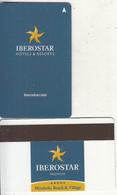 GREECE - Iberostar, Hotel Keycard, Used - Cartes D'hotel
