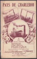 Mines - Mineurs - Pays De Charleroi - Partituren