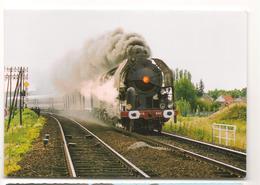 Cosne Sur Moire - Train Expresse Regional Vapeur 26111 -  CPM ° - Cosne Cours Sur Loire