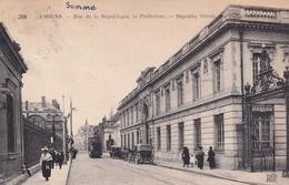 80, Amiens, Rue De La République, La Préfecture - Amiens