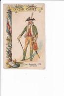 CHICORÉE CASIEZ - 101 - Hussards 1772 OFFICIER - Sonstige