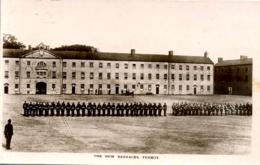 IRELAND - CORK - FERMOY - THE NEW BARRACKS RP C1915  I-Ck-558 - Cork