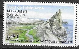 TAAF , FRENCH ANTARCTIC, 2020, MNH,ANTARCTIC LANDSCAPES, KERGUELEN, BAIE LAROSE,1v - Filatelia Polar