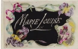 Prénom, Marie-Louise - Firstnames