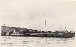 RP: Brest (Finistere), France, 1910s ; Captured German U-Boat (Submarine) - Brest