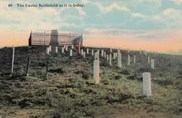 The Custer Battlefield As It Is Today , 00-10s ; Little Big Horn - Indiens De L'Amerique Du Nord