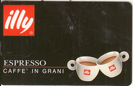 GREECE - Park/Athens(reverse ILLY Espresso), Hotel Keycard, Sample - Cartes D'hotel