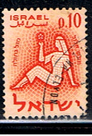 ISRAEL 420 // YVERT 191 // 1961 - Israel