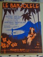 Partition De Musique  : Le Banjolélé(air Blue Hawaii) - Autres