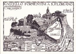 5088 - SAN FLORIANO DEL COLLIO - CASTELLO (P. Caccia Dominioni) - Italia