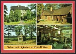 D2735 - TOP Roßlau Göritz Thießen - Bild Und Heimat Reichenbach - Rosslau