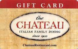 Cateau Italian Family Dining Gift Card - Gift Cards