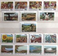 BOPHUTHATSWANA                Timbres 1988           N° 198/213               NEUF** - Bophuthatswana