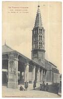 Négrepelisse La Halle Et Le Clocher - Negrepelisse