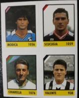 Figurina Micro Calcio Vallardi Palermo Perugia Ternana Baracca Lugo Numero 248 - Altri