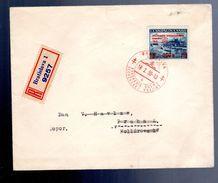1939 18/1 Ce Timbre A été Classé Chez Yvert En Slovaquie ( 35a ** ) Rare Sur Lettre - Covers & Documents