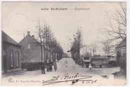 Nord - Lille St-Hubert - Kruisstraat - Lille