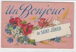 Haute-Vienne - Un Bonjour De Saint-Junien - Saint Junien