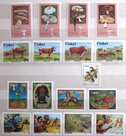 CISKEI               Timbres De 1987          N° 110/126            NEUF** - Ciskei