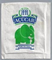 Suikerzakje.- PORTUGAL. PORTO. PURO DE CANA. 25 ANOS ACUCAR. Azucar. Suiker Sucre Zucchero Zucker Sugar - Sugars