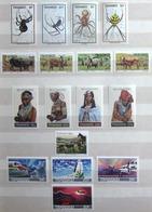 TRANSKEI              Timbres De 1987           N° 197/213                    NEUF** - Transkei