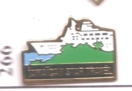 FF266 Pin's JAMAIQUE Jamaican Star Travel Paquebot Achat Immédiat - Boats
