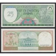 Billet Surinam 25 Gulden - Surinam