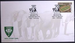 "VENDA              CARTE COMMEMORATIVE  "" DESCOBREX 89 "" - Venda"