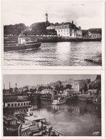 15. Pf. LORIENT. Le Port. 2 Cartes N° 15 & 23 - Lorient