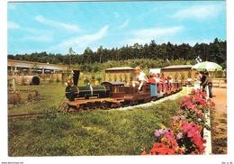 GERMANY  Geiselwind - VPM Freizeitpark - Vogel Ponny Märchenpark Steigerwald - Kinder Eisenbahn - Train  N1981 HJ3794 - Geisenfeld