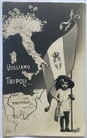 V 57065 - Libia - Tripoli - Vogliamo Tripoli ... - Andere Kriege