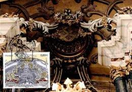 Carte Maximum 2012 - Orgue De Lunéville - Maximum Cards