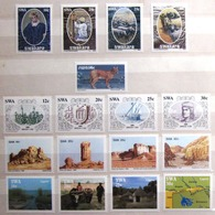 SWAZILAND             Timbres De 1986            N° 540/556                   NEUF** - Swaziland (1968-...)