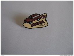 TOYOTA AMIENS - Toyota