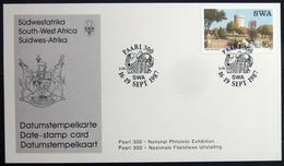 "SWAZILAND                       Carte Commémorative  "" PAARL 300 "" - Swaziland (1968-...)"
