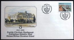 "SWAZILAND                       Carte Commémorative  "" SWAKOPMUND 88 "" - Swaziland (1968-...)"