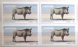 SWAZILAND                       N° 561 X 4                 NEUF** - Swaziland (1968-...)