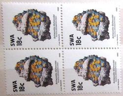 SWAZILAND                       N° 611a X 4                 NEUF** - Swaziland (1968-...)