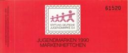 BERLIN  SDJ-MH 4b Mit 5x MiNr. 871, Mit FEHLDRUCK, Max Und Moritz 1990 - Blocchi