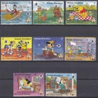 Grenada Grenadines 1226-1233, Postfrisch **, Walt-Disney-Figuren, 1989 - Grenada (1974-...)
