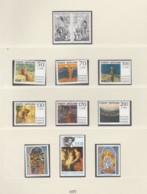 VATIKAN  695-717, Postfrisch **, 1977 Komplett - Ungebraucht