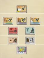 VATIKAN  779-802 Postfrisch **, 1981 Komplett - Vatikan