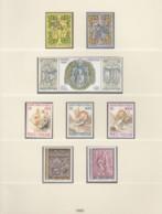 VATIKAN  803-815, Postfrisch **, 1982 Komplett - Vatikan