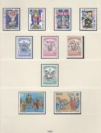 VATIKAN  816-843, Postfrisch **, 1983 Komplett - Vatikan