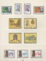 VATIKAN  844-866, Postfrisch **, 1984 Komplett - Vatikan